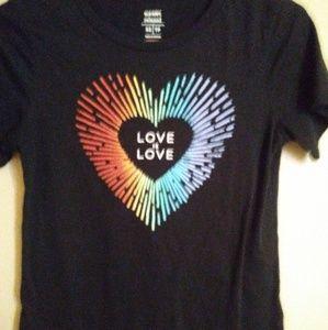 Love is love 👕💜 pulse nightclub support💪